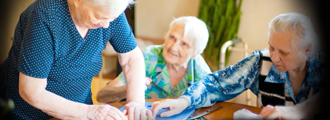 сеть домов престарелых