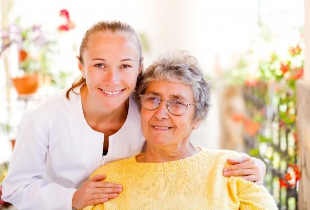 медик и бабушка